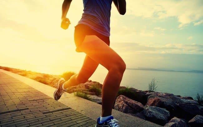 Các bước chạy bộ đúng cách