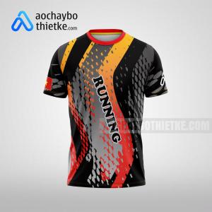 Mẫu áo chạy bộ thiết kế Running EPIC R14 mặt trước