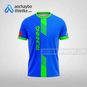 Mẫu áo chạy bộ marathon Đà Nẵng Runner R102 mặt trước