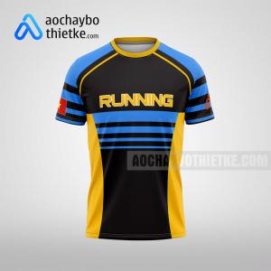 Mẫu áo chạy bộ thiết kế Tây Ninh Sure R83 mặt trước
