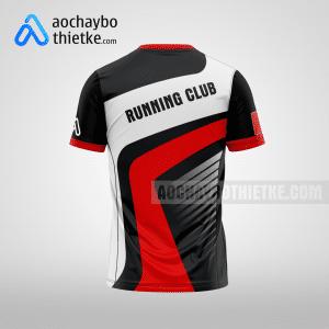 Mẫu quần áo chạy marathon Tp Hồ Chí Minh R100 mặt sau