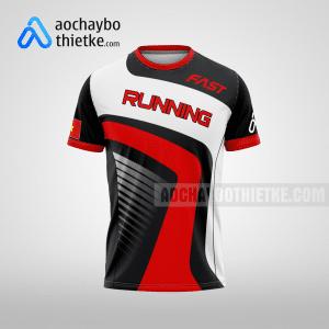 Mẫu quần áo chạy marathon Tp Hồ Chí Minh R100 mặt trước