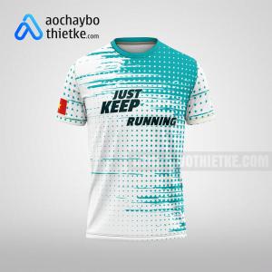 Mẫu áo Đền Thượng Marathon R289 mặt trước