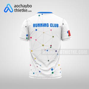 Mẫu áo Vietnam Trail Marathon 2021 R287 mặt sau