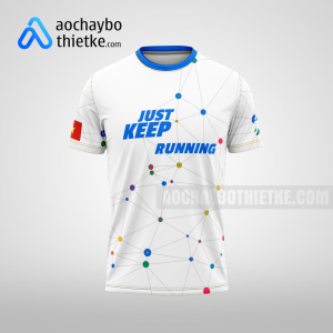 Mẫu áo Vietnam Trail Marathon 2021 R287 mặt trước