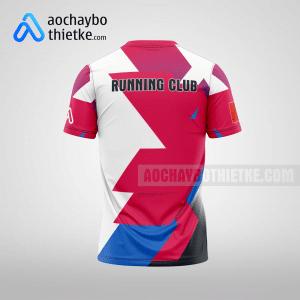 Mẫu áo chạy bộ thiết kế theo yêu cầu tại quận 10 R189 mặt sau