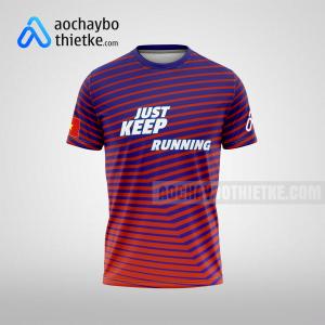 Mẫu đồng phục chạy bộ nam hot nhất 2021 R306 mặt trước