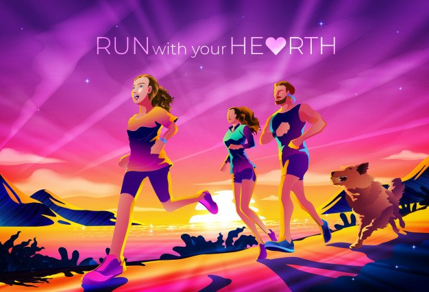 Hình ảnh banner chạy marathon đẹp (77)