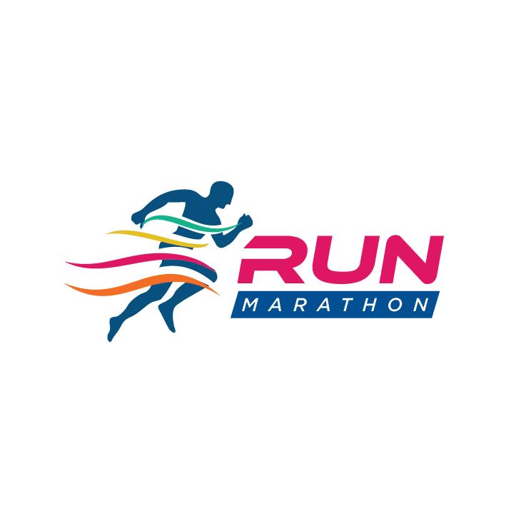mẫu logo đội, club chạy bộ running, marathon đẹp (18)