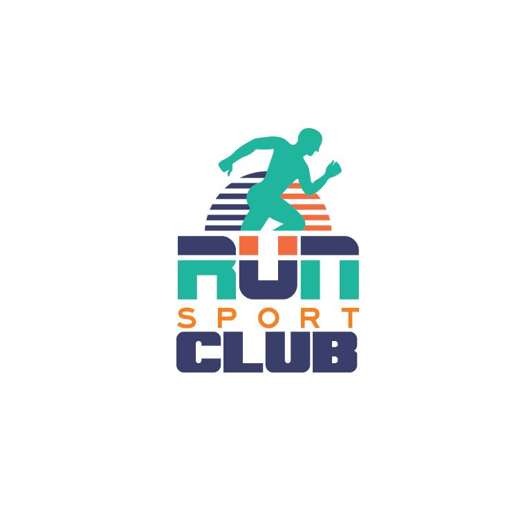 mẫu logo đội, club chạy bộ running, marathon đẹp (25)