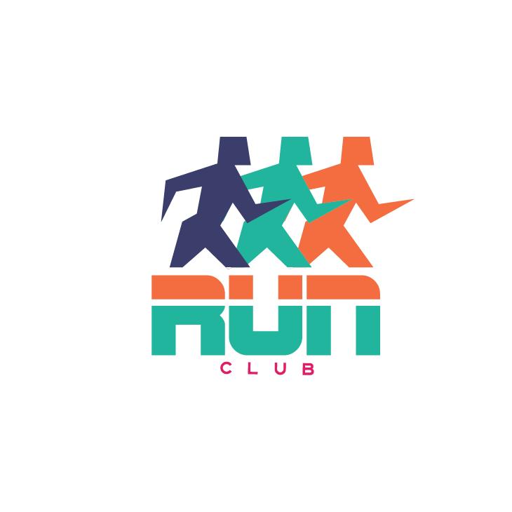 mẫu logo đội, club chạy bộ running, marathon đẹp (27)