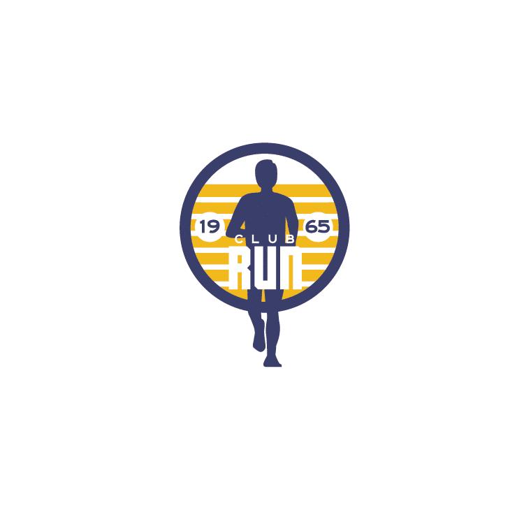 mẫu logo đội, club chạy bộ running, marathon đẹp (32)