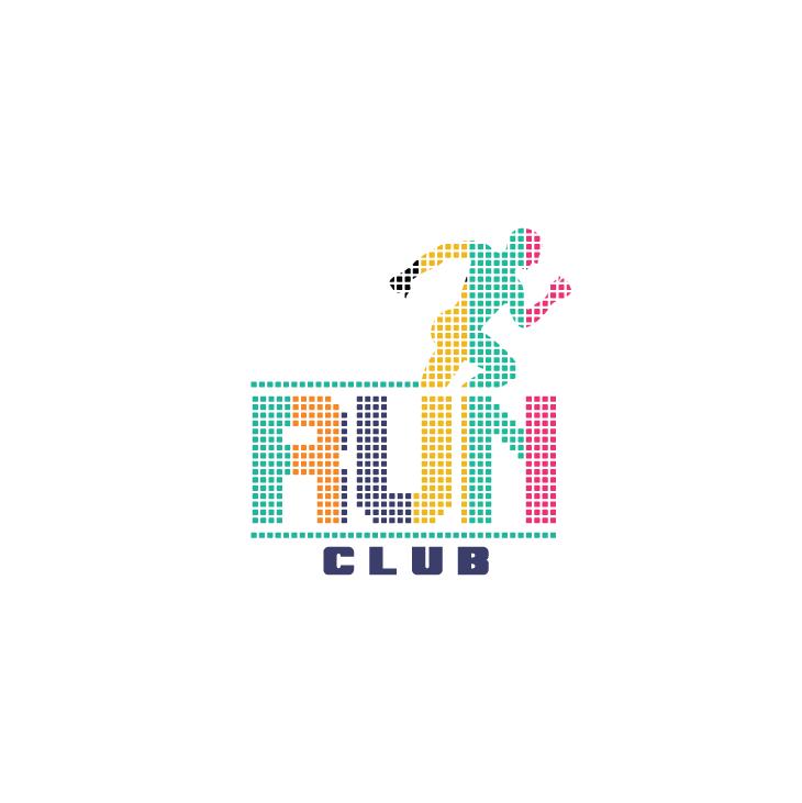 mẫu logo đội, club chạy bộ running, marathon đẹp (37)