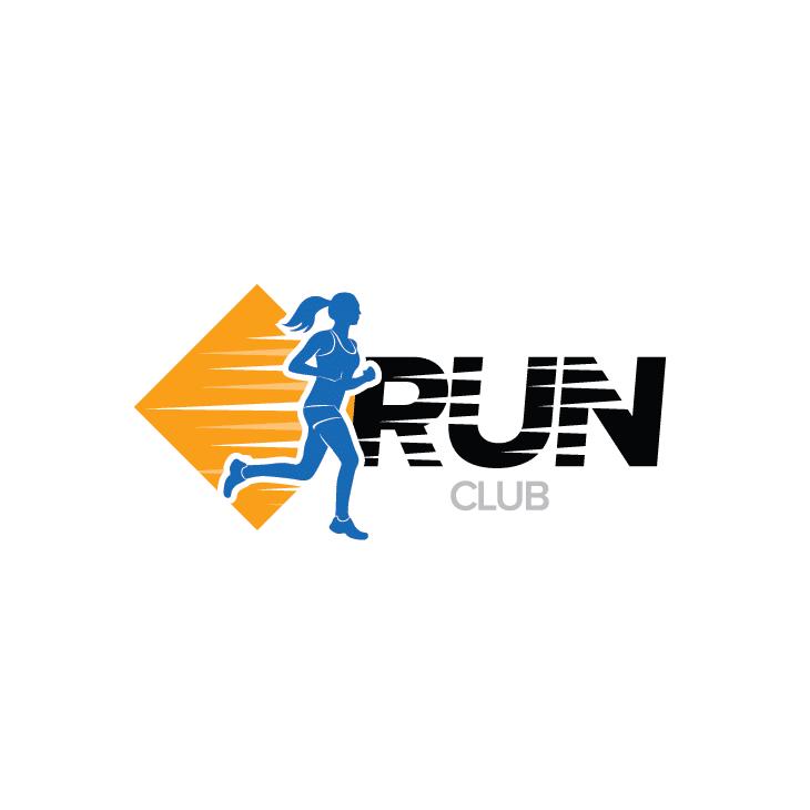 mẫu logo đội, club chạy bộ running, marathon đẹp (4)