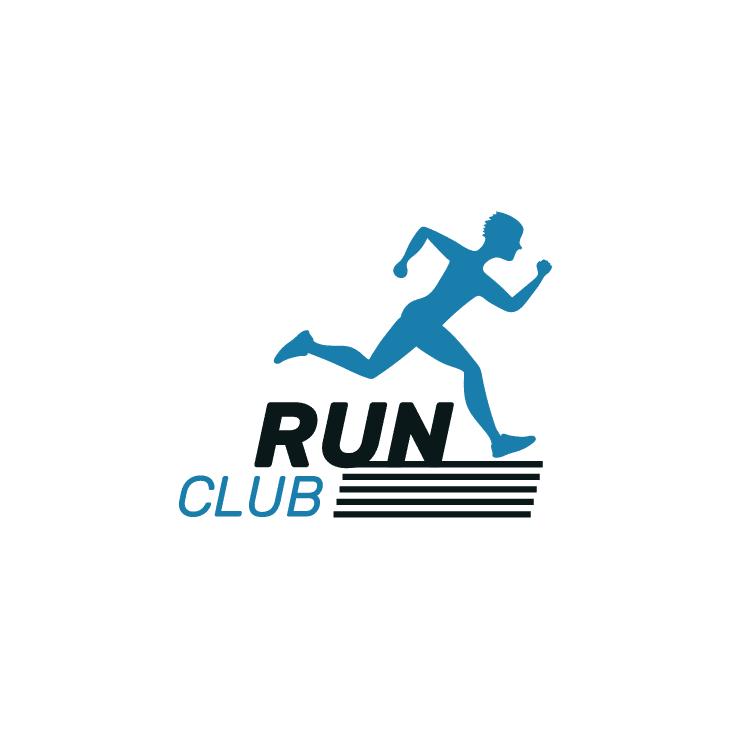 mẫu logo đội, club chạy bộ running, marathon đẹp (44)