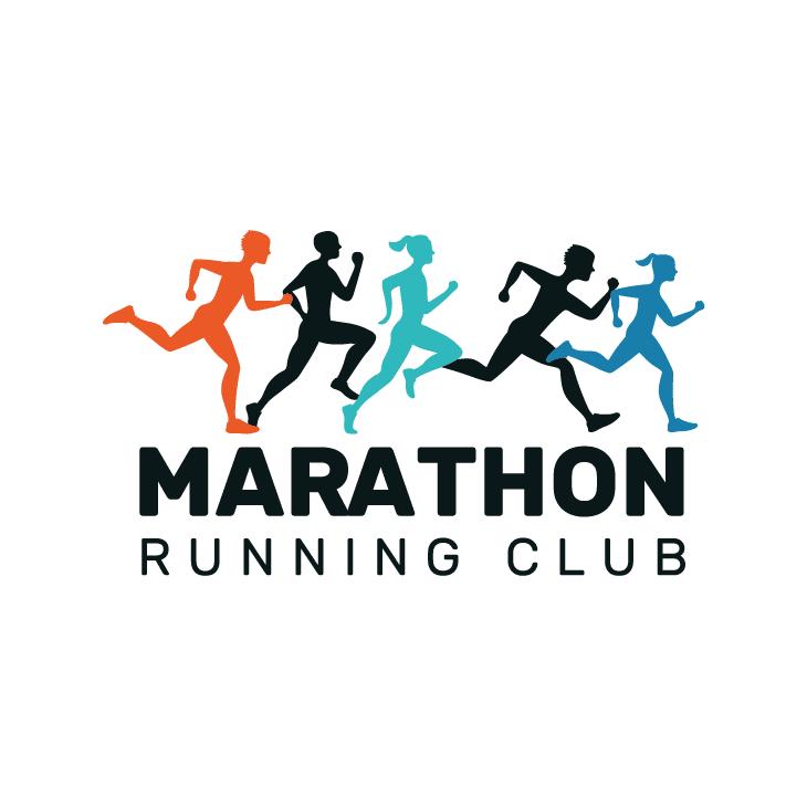 mẫu logo đội, club chạy bộ running, marathon đẹp (45)