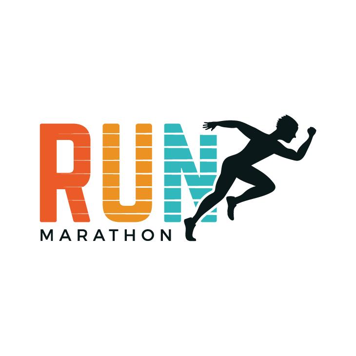 mẫu logo đội, club chạy bộ running, marathon đẹp (46)