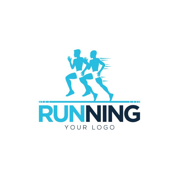 mẫu logo đội, club chạy bộ running, marathon đẹp (47)