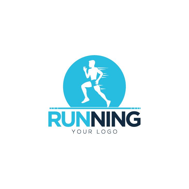 mẫu logo đội, club chạy bộ running, marathon đẹp (48)