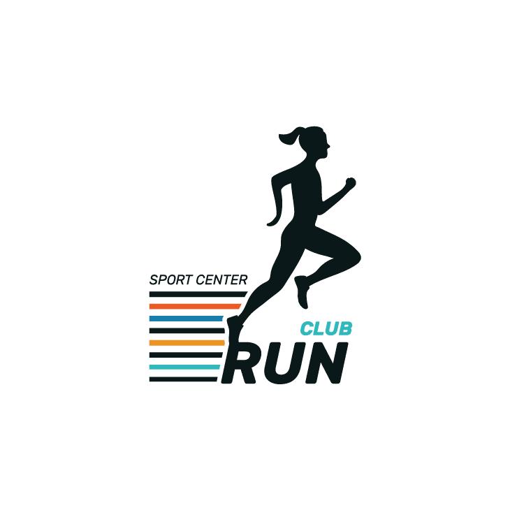 mẫu logo đội, club chạy bộ running, marathon đẹp (52)
