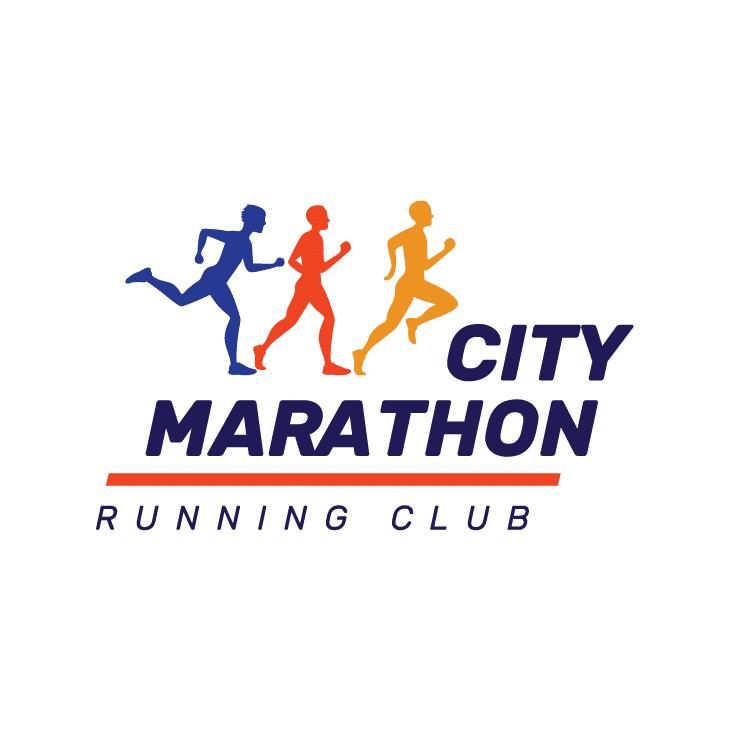mẫu logo đội, club chạy bộ running, marathon đẹp (55)