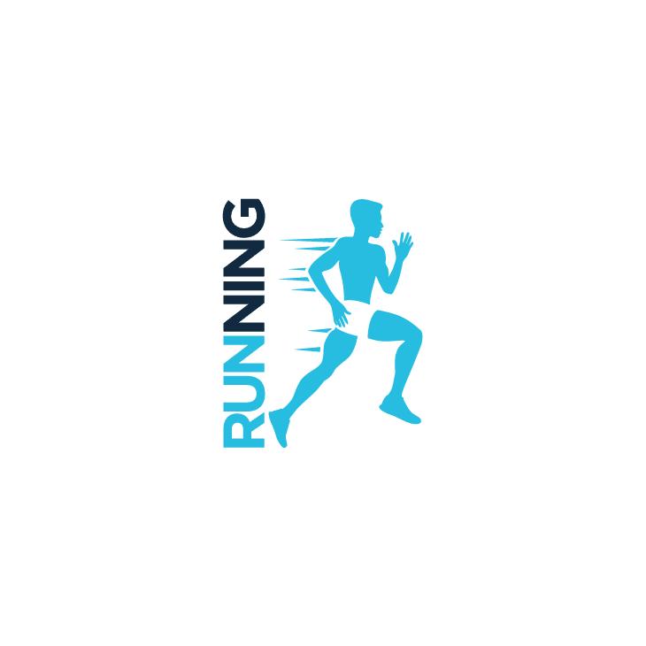 mẫu logo đội, club chạy bộ running, marathon đẹp (56)