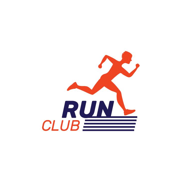 mẫu logo đội, club chạy bộ running, marathon đẹp (64)