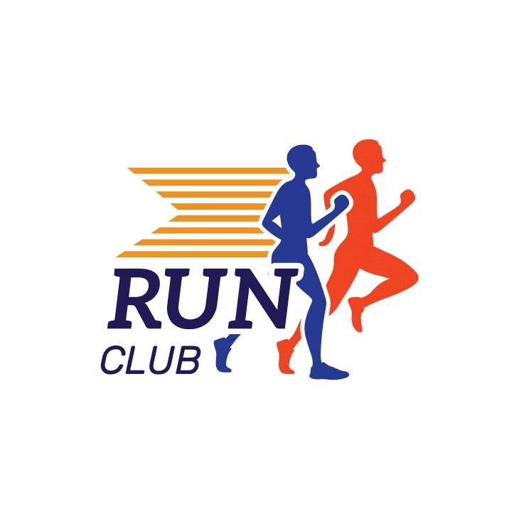 mẫu logo đội, club chạy bộ running, marathon đẹp (66)