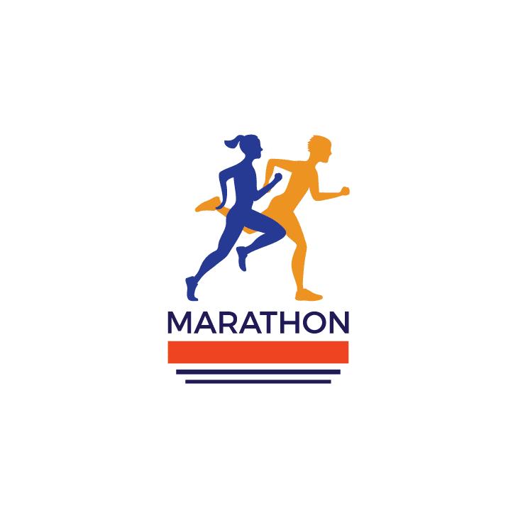 mẫu logo đội, club chạy bộ running, marathon đẹp (69)