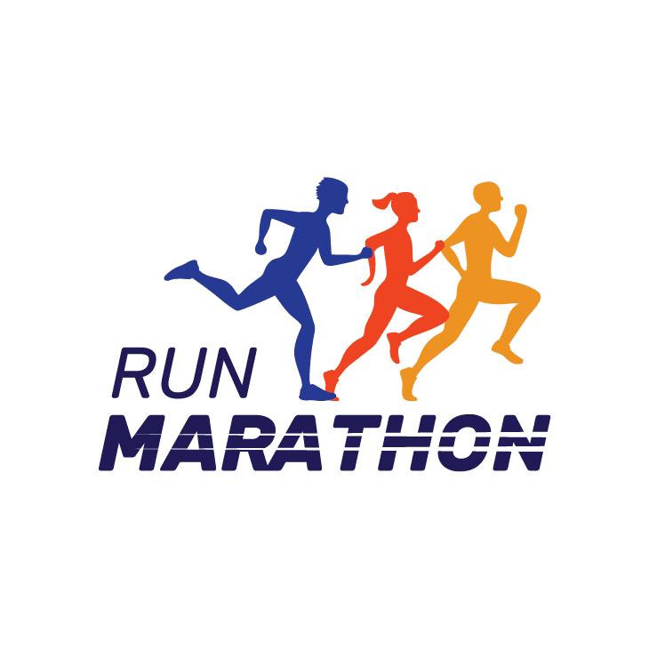 mẫu logo đội, club chạy bộ running, marathon đẹp (74)