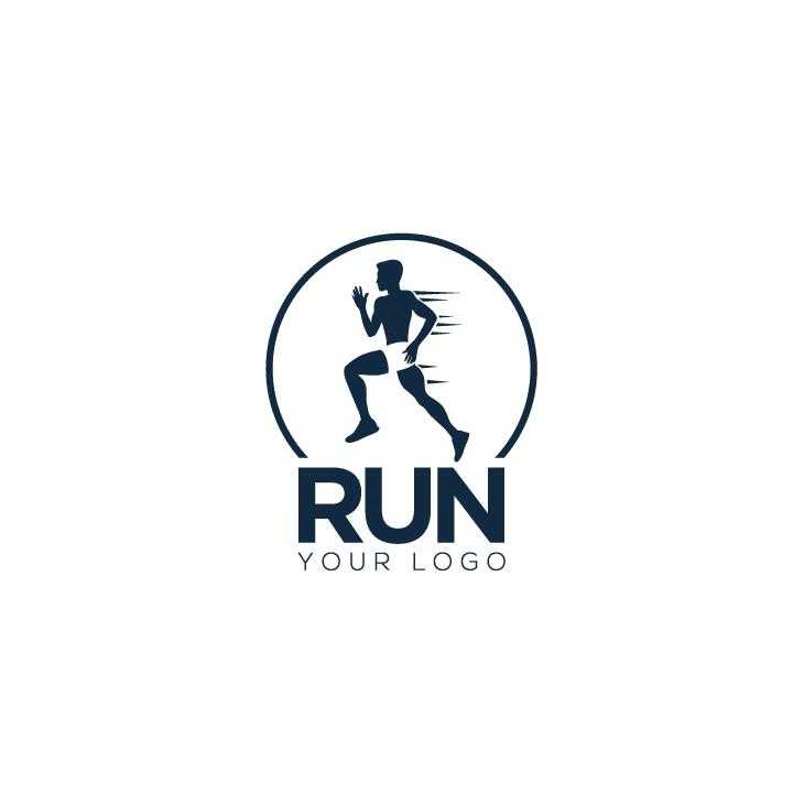 mẫu logo đội, club chạy bộ running, marathon đẹp (77)