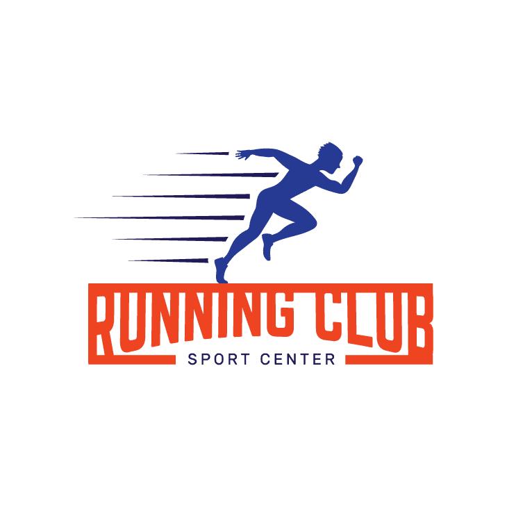 mẫu logo đội, club chạy bộ running, marathon đẹp (78)