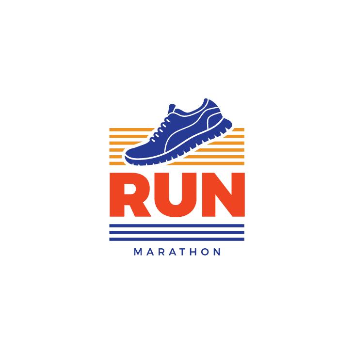 mẫu logo đội, club chạy bộ running, marathon đẹp (79)