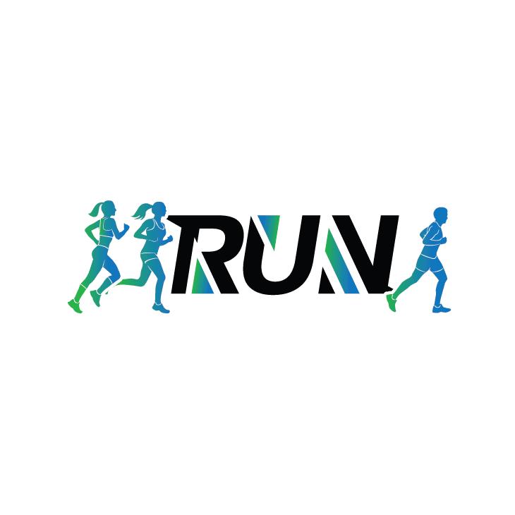 mẫu logo đội, club chạy bộ running, marathon đẹp (8)