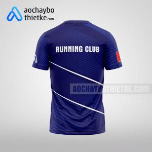 Mẫu áo runner chính hãng giá rẻ tại bạc liêu R364 thân sau