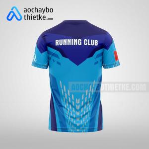 Mẫu áo runner chính hãng giá rẻ tại bắc ninh R365 thân sau