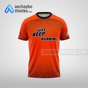 Mẫu áo runner chính hãng giá rẻ tại nam định R390 thân trước