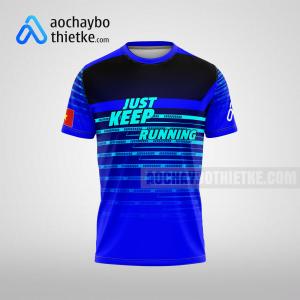 Mẫu áo runner chính hãng giá rẻ tại quảng nam R396 thân trước